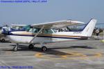 Chofu Spotter Ariaさんが、宇都宮飛行場で撮影した日本モーターグライダークラブ 172P Skyhawk IIの航空フォト(飛行機 写真・画像)