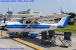 Chofu Spotter Ariaさんが、宇都宮飛行場で撮影した日本個人所有 172H Ramの航空フォト(飛行機 写真・画像)