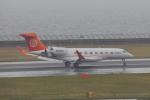 じゃりんこさんが、中部国際空港で撮影した不明 G650 (G-VI)の航空フォト(写真)