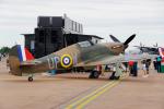 ちゃぽんさんが、フェアフォード空軍基地で撮影したイギリス空軍 Hurricane Mk1の航空フォト(飛行機 写真・画像)