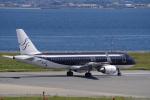 yabyanさんが、関西国際空港で撮影したスターフライヤー A320-214の航空フォト(写真)
