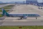 yabyanさんが、関西国際空港で撮影したエアソウル A321-231の航空フォト(飛行機 写真・画像)