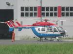 ランチパッドさんが、東京ヘリポートで撮影した川崎市消防航空隊 BK117C-2の航空フォト(写真)