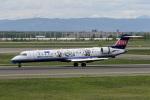 syu〜さんが、新千歳空港で撮影したアイベックスエアラインズ CL-600-2C10 Regional Jet CRJ-702ERの航空フォト(写真)