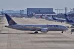 yabyanさんが、関西国際空港で撮影したユナイテッド航空 787-8 Dreamlinerの航空フォト(写真)