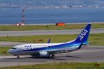 yabyanさんが、関西国際空港で撮影した全日空 737-781の航空フォト(飛行機 写真・画像)