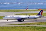 yabyanさんが、関西国際空港で撮影したマカオ航空 A321-231の航空フォト(飛行機 写真・画像)