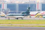 KIMISTONERさんが、台北松山空港で撮影したジェットフリート Falcon 7Xの航空フォト(写真)