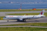 yabyanさんが、関西国際空港で撮影した中国東方航空 A321-211の航空フォト(飛行機 写真・画像)