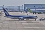 yabyanさんが、関西国際空港で撮影した全日空 767-381/ERの航空フォト(飛行機 写真・画像)