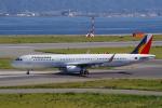 yabyanさんが、関西国際空港で撮影したフィリピン航空 A321-231の航空フォト(飛行機 写真・画像)