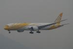 トオルさんが、香港国際空港で撮影したスクート 787-9の航空フォト(写真)