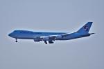 yabyanさんが、関西国際空港で撮影した大韓航空 747-8B5F/SCDの航空フォト(飛行機 写真・画像)
