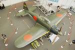 ちゃぽんさんが、所沢航空発祥記念館で撮影した日本海軍 Zero 52/A6M5の航空フォト(飛行機 写真・画像)