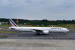T.Sazenさんが、成田国際空港で撮影したエールフランス航空 777-328/ERの航空フォト(写真)