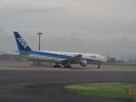 hana父さんが、羽田空港で撮影した全日空 777-281/ERの航空フォト(写真)