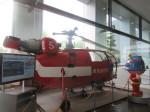 ランチパッドさんが、東京消防庁本部庁舎(千代田区大手町)で撮影した東京消防庁航空隊 SA-316A Alouette IIIの航空フォト(写真)