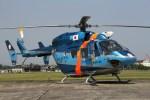 sin747さんが、宇都宮飛行場で撮影した栃木県警察 BK117C-1の航空フォト(写真)