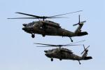 sin747さんが、宇都宮飛行場で撮影した陸上自衛隊 UH-60JAの航空フォト(飛行機 写真・画像)