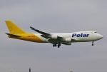 あしゅーさんが、成田国際空港で撮影したポーラーエアカーゴ 747-47UF/SCDの航空フォト(飛行機 写真・画像)