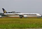 あしゅーさんが、成田国際空港で撮影したシンガポール航空 787-10の航空フォト(写真)