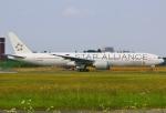 あしゅーさんが、成田国際空港で撮影したシンガポール航空 777-312/ERの航空フォト(飛行機 写真・画像)