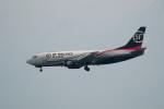 pringlesさんが、香港国際空港で撮影したSF エアラインズ 737-31B(SF)の航空フォト(写真)