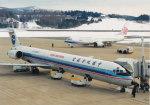 marariaさんが、青森空港で撮影した中国北方航空 MD-90-30の航空フォト(写真)