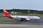 T.Sazenさんが、成田国際空港で撮影したイベリア航空 A330-202の航空フォト(飛行機 写真・画像)
