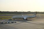 やす!さんが、成田国際空港で撮影したエティハド航空 787-9の航空フォト(写真)