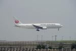 レドームさんが、羽田空港で撮影した日本航空 767-346/ERの航空フォト(写真)