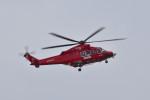 turenoアカクロさんが、高知空港で撮影した高知県消防・防災航空隊 AW139の航空フォト(写真)