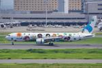 ちゃぽんさんが、羽田空港で撮影した全日空 767-381の航空フォト(写真)