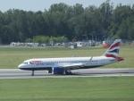 aquaさんが、ワルシャワ・フレデリック・ショパン空港で撮影したブリティッシュ・エアウェイズ A320-251Nの航空フォト(写真)
