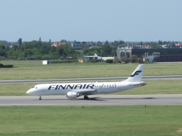 aquaさんが、ワルシャワ・フレデリック・ショパン空港で撮影したフィンエアー ERJ-190-100 LR (ERJ-190LR)の航空フォト(写真)