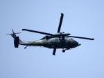 sv2koreaさんが、金海国際空港で撮影した大韓民国陸軍 UH-60P (S-70A-18)の航空フォト(写真)