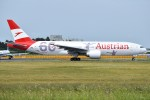 shimashimaさんが、成田国際空港で撮影したオーストリア航空 777-2Q8/ERの航空フォト(写真)