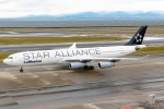 Ariesさんが、中部国際空港で撮影したルフトハンザドイツ航空 A340-313Xの航空フォト(写真)