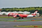 T.Sazenさんが、成田国際空港で撮影したインドネシア・エアアジア・エックス A330-343Xの航空フォト(写真)
