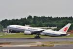 T.Sazenさんが、成田国際空港で撮影した中国国際貨運航空 777-FFTの航空フォト(飛行機 写真・画像)
