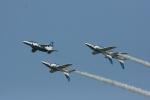 endress voyageさんが、築城基地で撮影した航空自衛隊 T-4の航空フォト(写真)