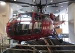新人スマイスさんが、消防博物館で撮影した東京消防庁航空隊 SE-3160 Alouette IIIの航空フォト(写真)