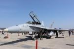 航空研究家さんが、岩国空港で撮影したアメリカ海兵隊 F/A-18D Hornetの航空フォト(写真)