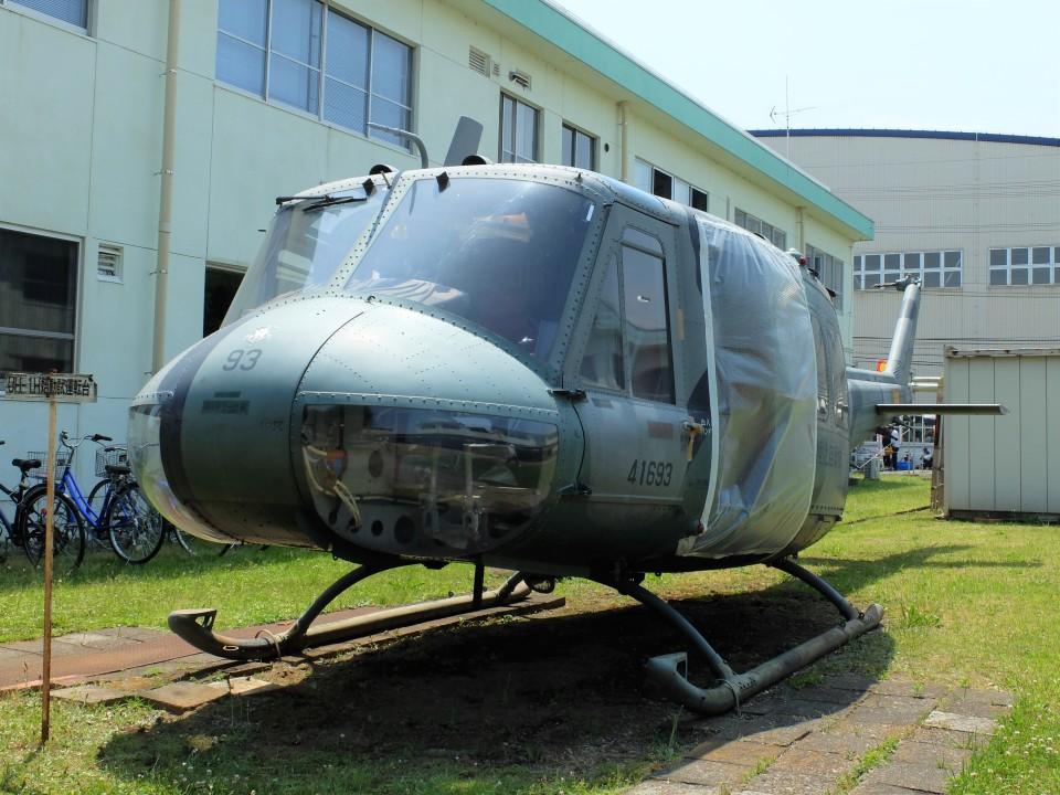 Smyth Newmanさんの陸上自衛隊 Fuji UH-1H (41693) 航空フォト