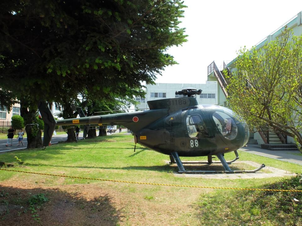Smyth Newmanさんの陸上自衛隊 Kawasaki OH-6D (31188) 航空フォト