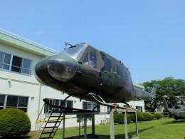 Smyth Newmanさんが、宇都宮飛行場で撮影した陸上自衛隊 UH-1Hの航空フォト(飛行機 写真・画像)