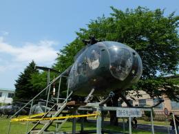 宇都宮飛行場 - JGSDF Camp Kita-Utunomiya [RJTU]で撮影された陸上自衛隊 - Japan Ground Self-Defense Forceの航空機写真