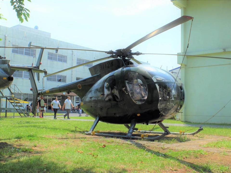Smyth Newmanさんの陸上自衛隊 Kawasaki OH-6D (31124) 航空フォト
