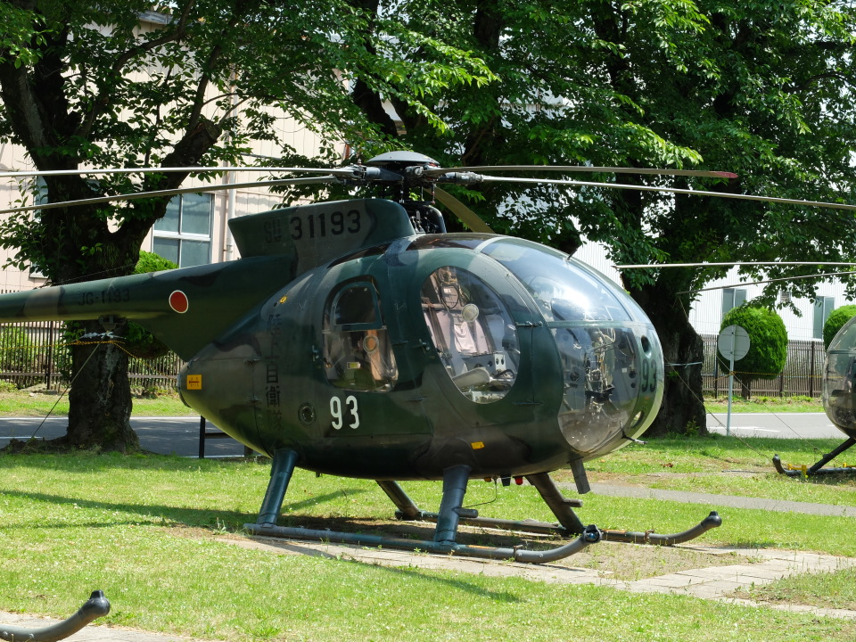 Smyth Newmanさんの陸上自衛隊 Kawasaki OH-6D (31193) 航空フォト