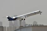 鈴鹿@風さんが、天津浜海国際空港で撮影した華夏航空 CL-600-2D24 Regional Jet CRJ-900LRの航空フォト(写真)